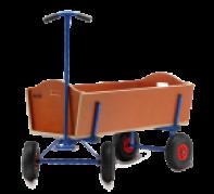 Berg bolderwagen