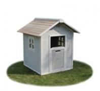EXIT: houten huisjes