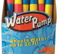 waterspuit
